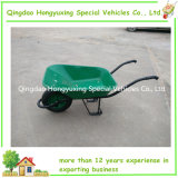Heißes Sale Strong Durable Beauty 75L Wheelbarrow (WB7403/WB7400B-1)