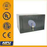 Laser Cut Single Wall Fire Proof Safe avec Key Lock (F350-K)