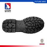 Отрезока низкого уровня Cowhide ботинки безопасности пальца ноги кожаный стальные для кисловочного сопротивления алкалиа