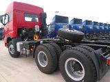 El remolque del tractor de Faw J5 Cabeza 6X4 con motor 380hp
