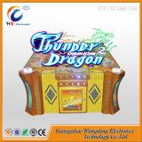 EUA que alugam o dragão do trovão da máquina de jogo dos peixes do prendedor do quarto de jogo
