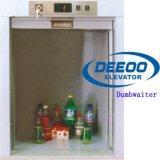 Elevación barata del elevador del Dumbwaiter del alimento de la comida de la cocina del hotel