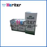 250025-525 Filtro de aceite Sullair de repuesto Elemento de filtro