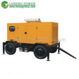 Tipo silencioso generador diesel con de poco ruido estupendo