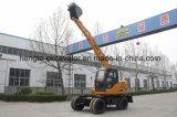 10 Tonne fahrbarer Exkavator mit Yanmar Motor