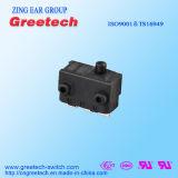 Zing-Ohr-wasserdichter Minimikroschalter, Schalter des Mikro-5A250V