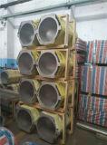 De lichaam-Uitgedreven Hydraulische Profielen van het aluminium Motor