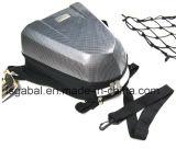 Kohlenstoff-Faser-harter Motorrad-Endstück-Beutel mit Nettodeckel