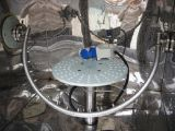 Câmara do teste de pulverizador da água IP68 de encontro ao teste de Ipx3 Ipx4