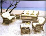 Напольные комплекты софы, мебель ротанга патио, комплекты софы сада (SF-316)