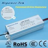 50W imperméabilisent le bloc d'alimentation IP65/67 extérieur pour le réverbère