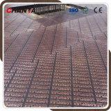 Produits de gros 18mm Brown Film Contreplaqué / Contreplaqué marin / Contreplaqué en coffrage