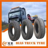 Neumático diagonal del carro de TBB, neumático de TBR