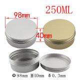 200ml 알루미늄 장식용 크림 단지 (NAL0108)
