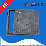En124 Material compuesto de alta calidad FRP Tapa de la boca de inspección