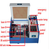 venda por atacado do preço da máquina do carimbo de borracha 40W 3020 de China