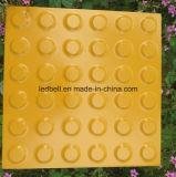 Indicatore cieco di ceramica che pavimenta il mattone ambulante delle mattonelle