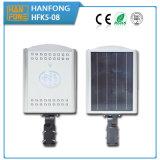 La luz solar del precio de fábrica 12V 8W con la ISO aprobó (HFK5-8)