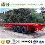 40-50 talla del pie y acoplado utilitario plano de los árboles del uso 3 del acoplado del carro