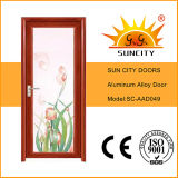 Bello Bathroom Door con Tempered Glass (SC-AAD049)
