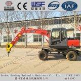 Wanne der Shandong-neue mittlere Gleisketten-Exkavator-14.2t/0.7m3
