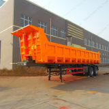 2 assen 30-40 Ton van de Aanhangwagen van de Kipper/de de Semi Aanhangwagen/Oplegger van de Stortplaats
