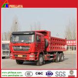Camion à benne basculante de Sinotruk 371HP HOWO A7 6X4