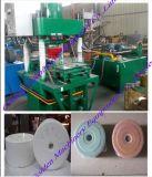 Sale minerale animale cinese che lecca la pressa del blocco che fa macchina