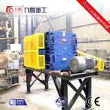 Máquina do triturador de minério do triturador de rolo quatro para o esmagamento do minério