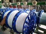 Isolierung 2715 PVC-Fiberglas Sleeving