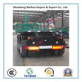 Kipper-Behälter-Träger-Flachbettkipper-Schlussteil vom China-Lieferanten
