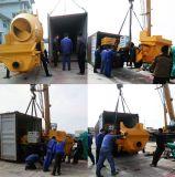 Mélangeur concret plus vendu des machines de construction Jbt40 avec la pompe