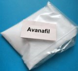 최고 급료 남성 증진 Avanafil 처리되지 않는 분말 CAS: 330784-47-9