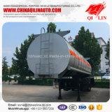 Aanhangwagen van de Tanker van de Zwavel van de tri-as de Zure voor Verkoop