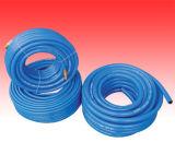 Plastica di rinforzo Braided personalizzata del tubo di pressione che si sporge facendo macchinario