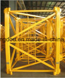 中国の工場供給Qtz40 Topkitのタワークレーンの価格