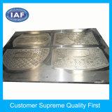 Elevada precisão da alta qualidade da manufatura que pressiona dando forma ao molde de borracha