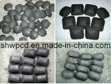 石炭および木炭煉炭Machine/BBQの煉炭機械/Shishaの木炭Biquette機械(290)