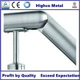 Contributo del corrimano alla balaustra del corrimano dell'acciaio inossidabile ed all'inferriata di vetro