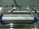 Acier Inoxydable de Petite Taille Liquide Horizontal Semi-automatique de Machine de Remplissage