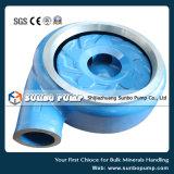 高いクロム合金の耐食性のスラリーポンプ部品、フレームの版はさみ金の挿入、インペラー、渦巻形