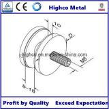 contrappeso del supporto di vetro di 50mm per l'inferriata di vetro della balaustra