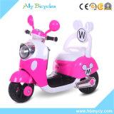Motocicleta eléctrica barata superventas de los PP/paseo ligero de los cabritos en los juguetes