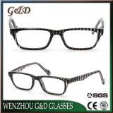 광학 프레임 Nc3381가 디자인 주입 프레임 Eyewear 새로운 안경알에 의하여 농담을 한다