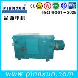Мотор шестерни электрического двигателя кольца выскальзования IP23 высоковольтный