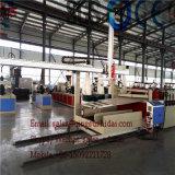 PVC (WPC) Construction Template Produciton Line