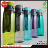 Бутылка воды 750 Ml пластичная с отсеком хранения
