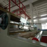 PVC 대리석 돌 지상 디자인 벽면 생산 라인