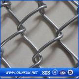 Гальванизированная цена по прейскуранту завода-изготовителя Withg загородки сетки звена цепи обеспеченностью PVC Coated