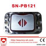 Belichtete Höhenruder-Drucktaste (SN-PB121)